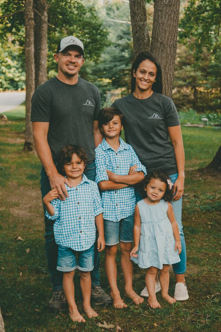 Yoder Family Photo